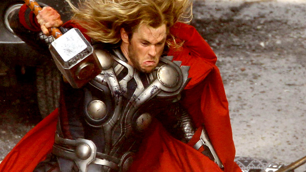 IT'S HAMMER TIME (Less Clever Title: 10 Reasons We Can't Wait for The Avengers)