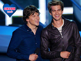 Andrew Garfield and Jesse Eisenberg: The Best Bromance Ever
