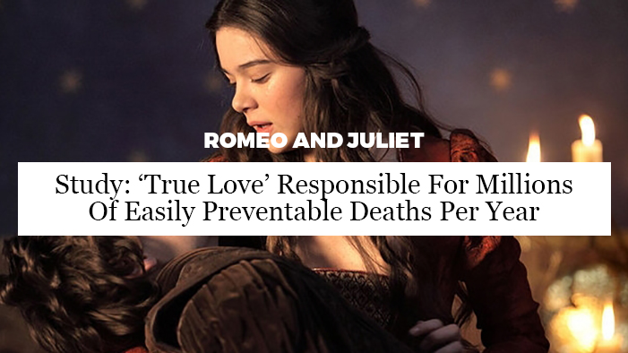 Shakespeare Plays Summed Up In Relatable Headlines
