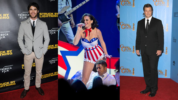 Which Celeb Just Went to His First Inaugural Ball?