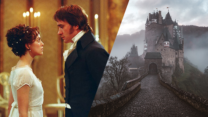 Jane Austen Novels Reimagined in Different Genres, From Horror to Fantasy
