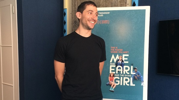 SPARKLIFE EXCLUSIVE: Author Jesse Andrews Talks <i>Me and Earl and the Dying Girl</i>, Gives RAD Advice For Young Writers!