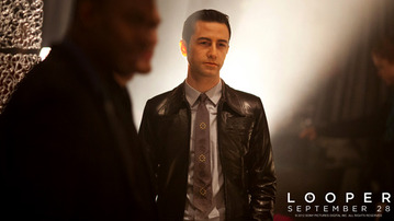 Trailer Alert: LOOPER (Starring Joseph Gordon-Levitt, the Love of Our Mutual Lives)