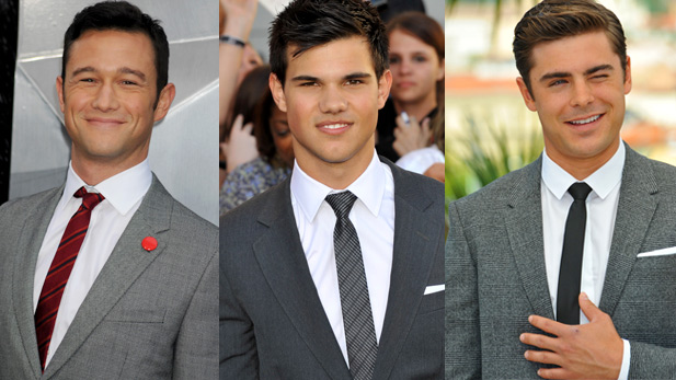 Six Heartthrob Actors Who Want to be Taken Seriously