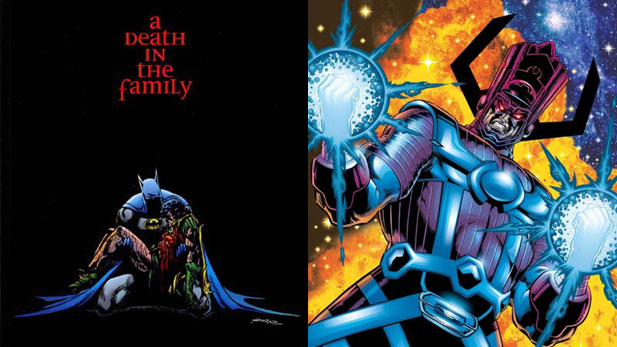 We Interviewed Jim Starlin: the Guy Who Killed Robin and Created Thanos!