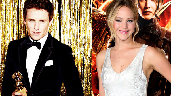 DROP EVERYTHING: JLaw Interviewed Eddie Redmayne & We've Got All the Best Parts!
