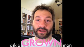 Listen to Judd Apatow's Advice to Teenage Girls