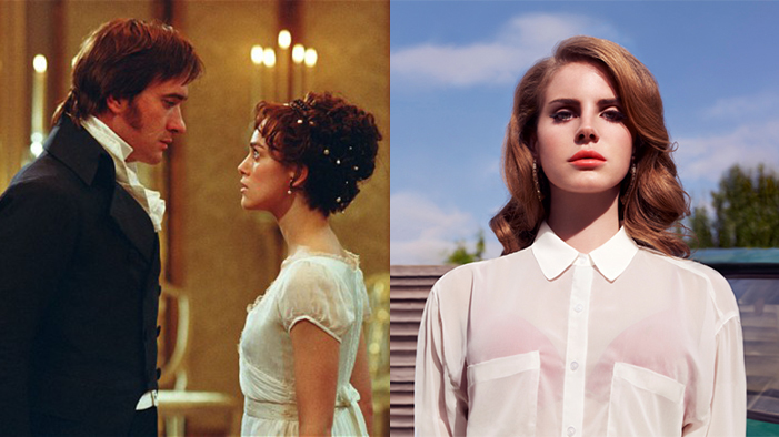 QUIZ: Is This a <i>Pride and Prejudice</i> Quote or a Lana Del Rey Lyric?