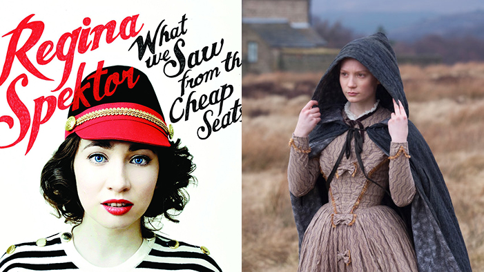 QUIZ: Is This a Regina Spektor Lyric or a Quote from <i>Jane Eyre</i>?