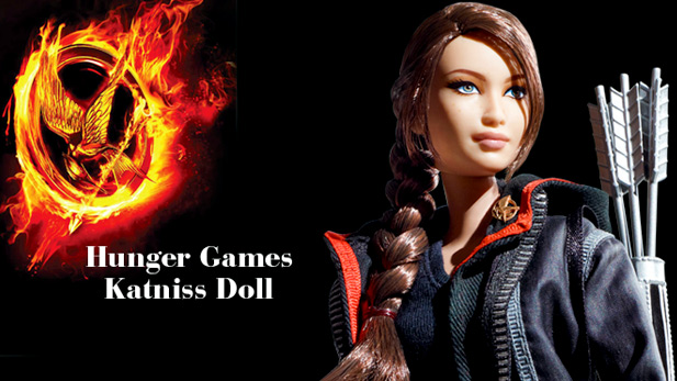 Katniss Meets Barbie: One Doll to Rule Us All