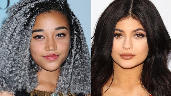 In Defense of Amandla Stenberg's Cultural Appropriation Comment on Kylie Jenner's Cornrow Instagram Pic