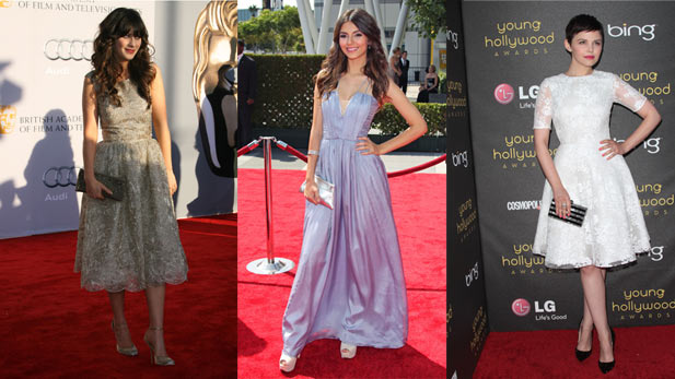 What Would Lizzie Bennet Wear on the Red Carpet?