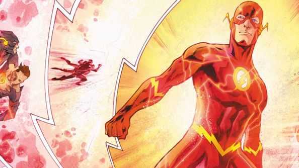 How The Flash Stops Global Warming