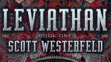 BOOK REVIEW: Leviathan by Scott Westerfeld