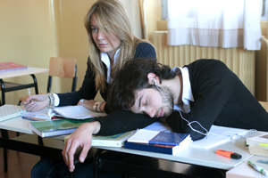 Sleep in Class (Without Getting Caught)
