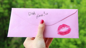 How To Write A Secret Admirer Note