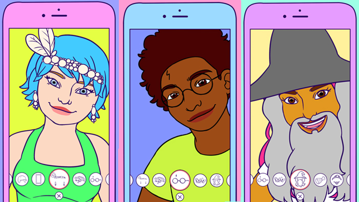 Snapchat Filters Inspired by 9 of Your Fave Fictional Characters