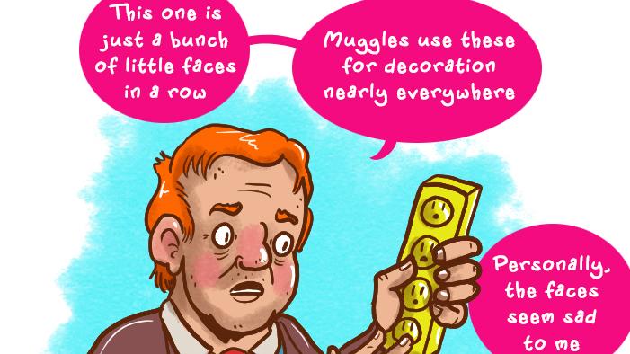 Arthur Weasley's Muggle Artifacts