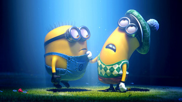 The Trailer for Despicable Me 2 Is Despica-diculously Cute