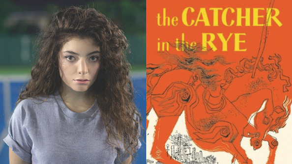 QUIZ: Is This a Lorde Lyric or a <i>Catcher in the Rye</i> Quote?