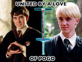 Neville And Draco Are Trapped In A Well With A Pogo Stick. This Shizz Just Got Interesting.