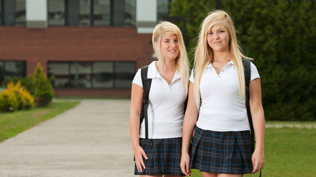 Ten Reasons We Love School Uniforms