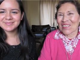 Youthful Makeup (with Lucero's Grandma!)