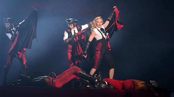 Madonna Just Lived Out Your Graduation-Day Nightmare