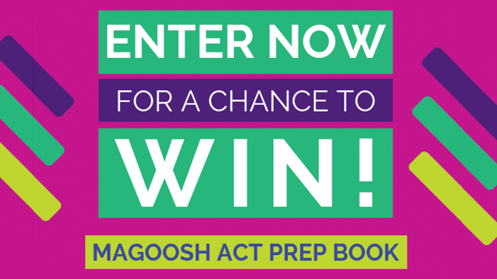 You Could Win a Copy of Magoosh's Awesome New ACT Prep Book!