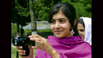 Have You Heard of Malala Yousufzai?