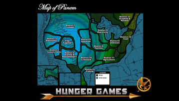 The Lost Districts of Panem