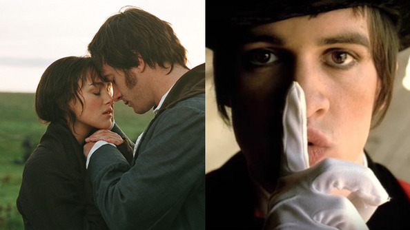 QUIZ: Is This a Pride and Prejudice Quote or a Panic! At the Disco Lyric?