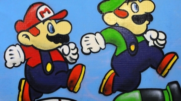 This Character Needs a Comic: Super Mario