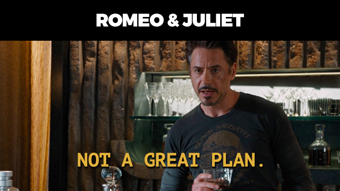 Shakespeare Plays as Described in Marvel Quotes