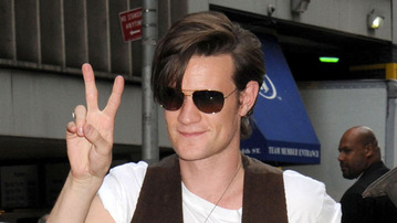 Everything Eleventh Doctor: A Matt Smith Quiz!