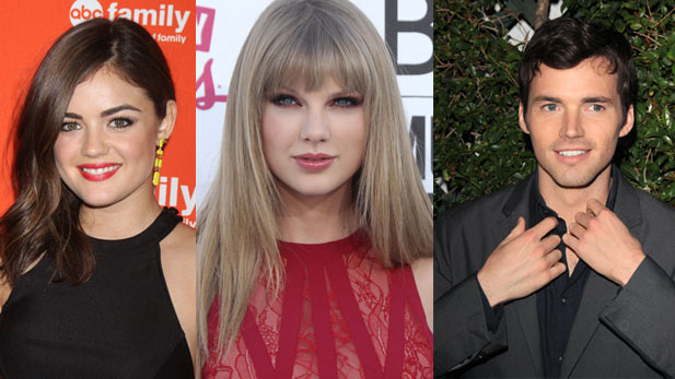 Which Actor Likes Singing to Taylor Swift?