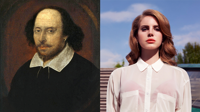 QUIZ: Is This a Shakespeare Quote or a Lana Del Rey Lyric?