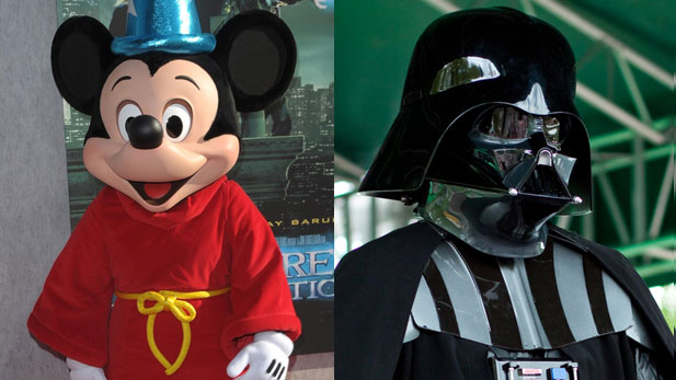 Disney Characters That Should Be In the Star Wars Movies