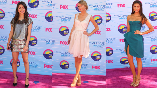 Celeb Style at the Teen Choice Awards!