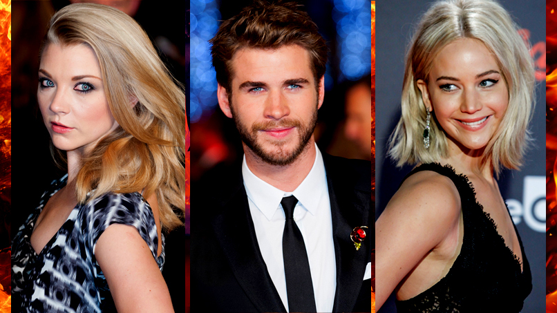 JLaw, Liam, Josh, & MOAR Set the Red Carpet On FIRE at the <em>Mockingjay 2</em> Premieres!