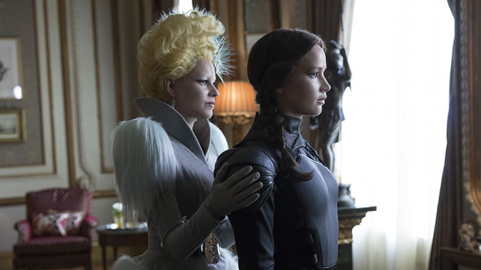 The New <i>Mockingjay - Part 2</i> Banner Convinces Us