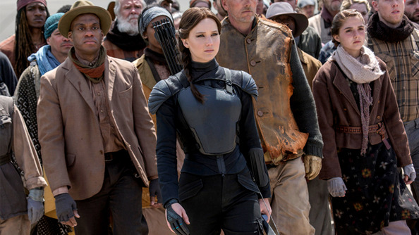 Suzanne Collins Knows What's What with Civil Rights; Look at What <i>Mockingjay</i> Can Teach Us About Racism Today