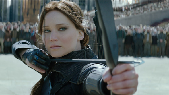 Turn Your Weapons to the Capitol: THE OFFICIAL <em>MOCKINGJAY PART 2</em> TRAILER IS HERE!