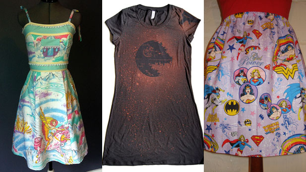 MORE Awesome Geekwear For Girls!