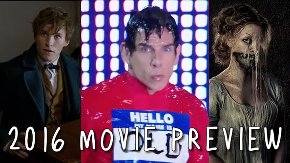 2016 MOVIE PREVIEW: The Flicks We Wanna See SUH BAD