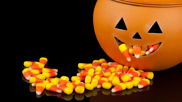 Is Candy Corn the Most Evil of All Halloween Candies?