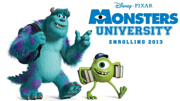 TRAILER: Monsters University