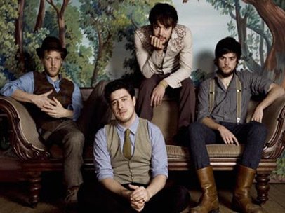 Committee of Cool: Mumford & Sons and Melissa Albert!
