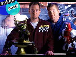 Metalhead Reviews Mystery Science Theater 3000