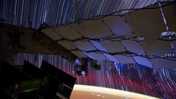 SLIDESHOW: NASA's Star Trail Pictures
